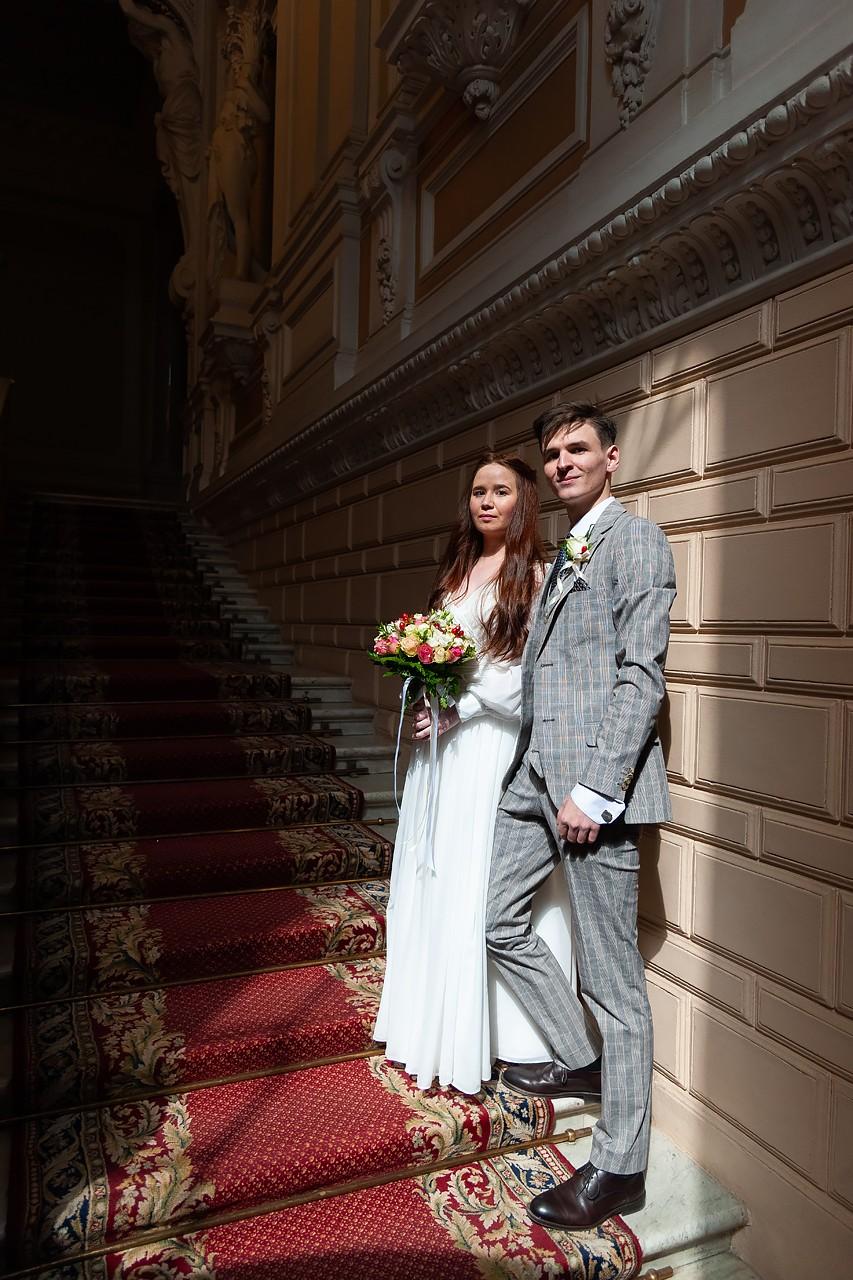 Дворец бракосочетания №1 - Фото №754