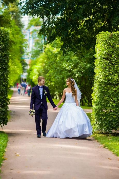 Свадебная фотография в СПб от свадебного фотографа Евгения Сомова - 42c326b4