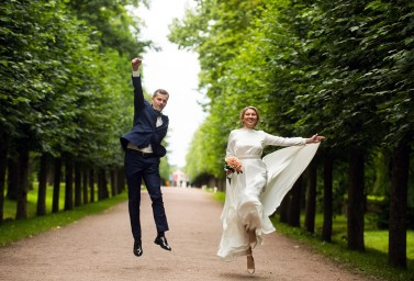 Свадебные фотографии - Фото №631