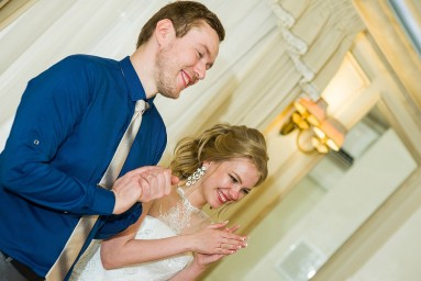 Свадебная фотография в СПб от свадебного фотографа Евгения Сомова - dc488578