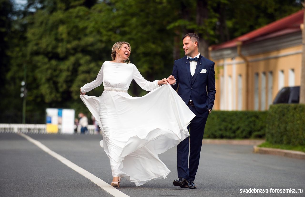 Свадебные фотографии - Фото №632