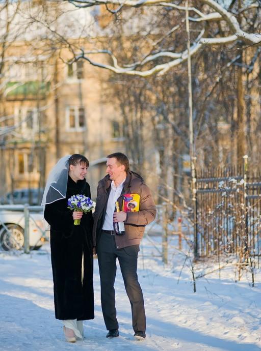 Свадебная фотография в СПб от свадебного фотографа Евгения Сомова - 73a8cb85