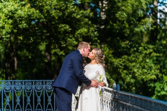 Свадебная фотография в СПб от свадебного фотографа Евгения Сомова - d7138000