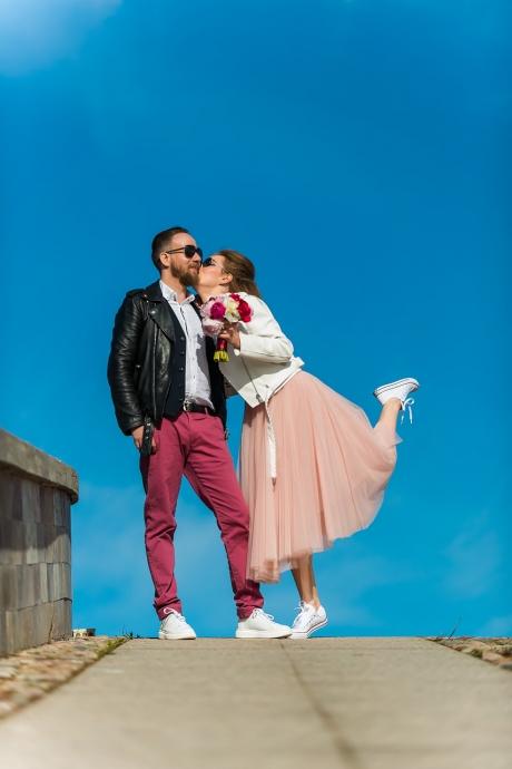 Свадебная фотография от Евгения Сомова свадебного фотографа из СПб - 4b56f0e1
