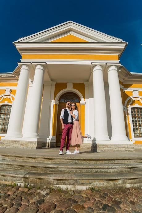 Свадебная фотография от Евгения Сомова свадебного фотографа из СПб - f6651860