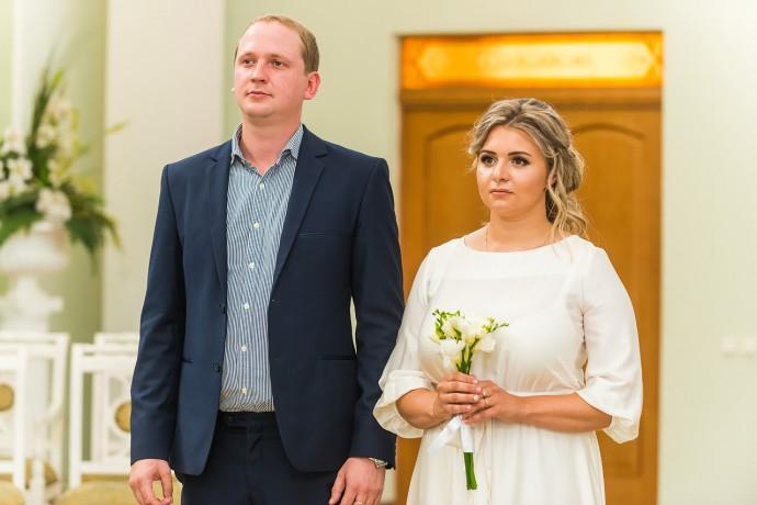 Александра и Сергей