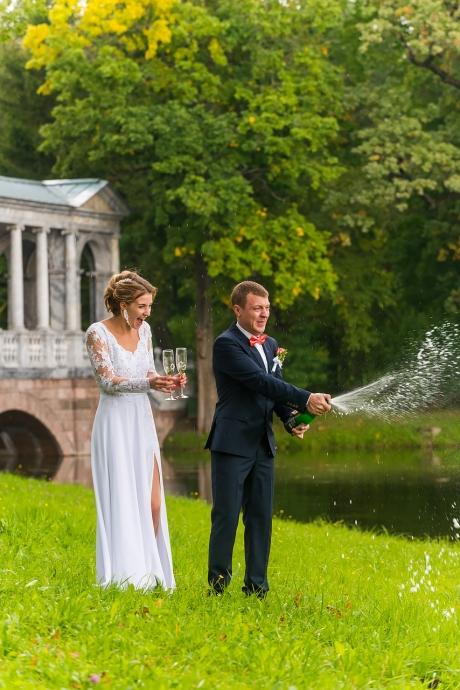 Свадебная фотография в СПб от свадебного фотографа Евгения Сомова - f4289b6e