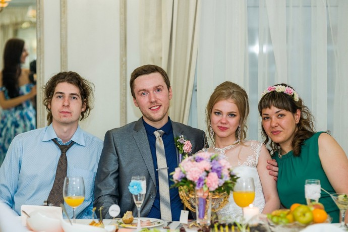 Свадебная фотография в СПб от свадебного фотографа Евгения Сомова - 9ec469e2