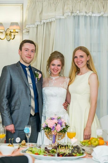 Свадебная фотография в СПб от свадебного фотографа Евгения Сомова - 30108870