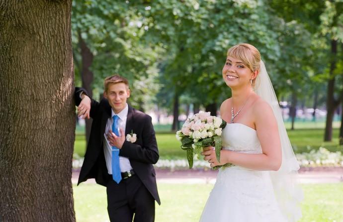 Свадебная фотография в СПб от свадебного фотографа Евгения Сомова - 5fc6309c