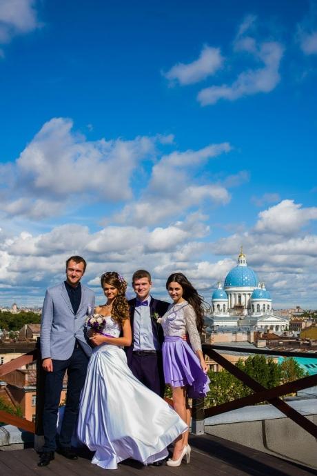 Свадебная фотография в СПб от свадебного фотографа Евгения Сомова - cfb1e850