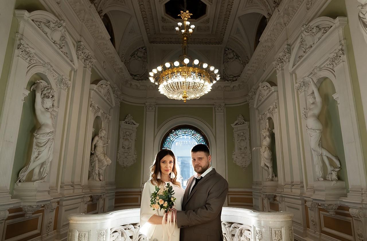 Дворец бракосочетания №1 - Фото №755