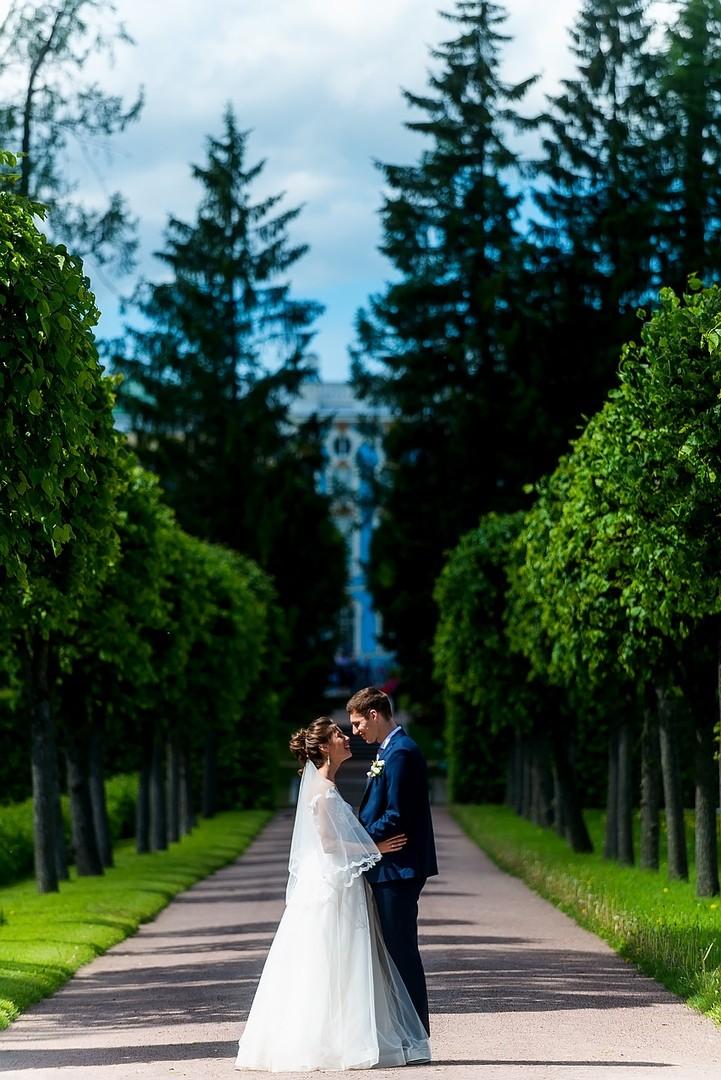 Екатерининский парк - Фото №692
