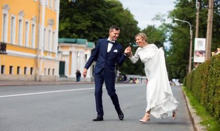 Свадебные фотографии - Фото №633