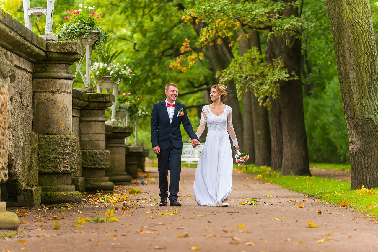 Свадьба в Царском селе