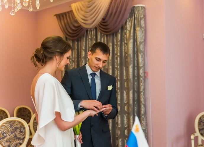 Свадебная фотография в СПб от свадебного фотографа Евгения Сомова - 3107a120