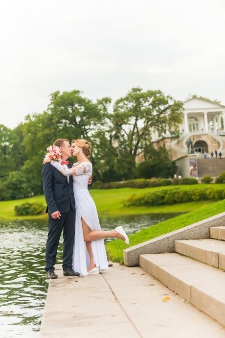 Свадебная фотография от Евгения Сомова свадебного фотографа из СПб - 5c1c861d