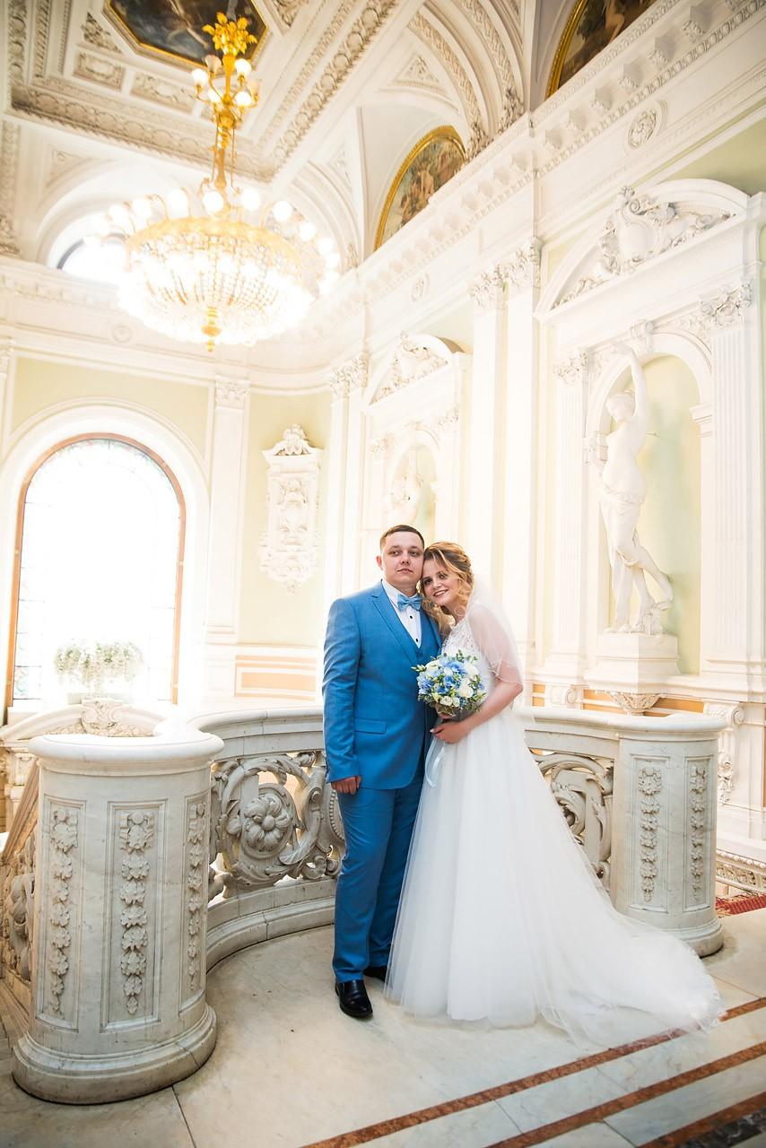 Дворец бракосочетания №1 - Фото №661