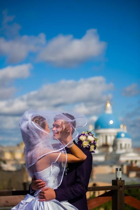 Свадебная фотография в СПб от свадебного фотографа Евгения Сомова - 311d7545
