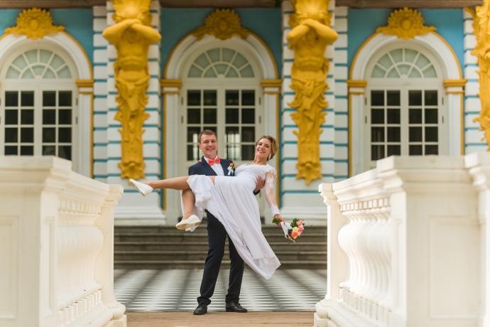 Свадебная фотография от Евгения Сомова свадебного фотографа из СПб - c6370c06