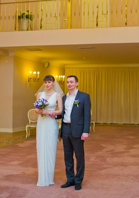 Свадебная фотография в СПб от свадебного фотографа Евгения Сомова - 31964459