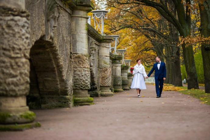 Свадебная фотография в СПб от свадебного фотографа Евгения Сомова - 8020315a