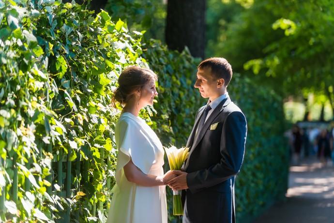 Свадебная фотография в СПб от свадебного фотографа Евгения Сомова - d3787290