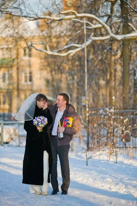 Свадебная фотография в СПб от свадебного фотографа Евгения Сомова - bd526c83