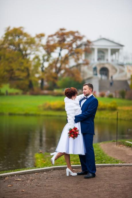 Свадебная фотография в СПб от свадебного фотографа Евгения Сомова - 33e05855