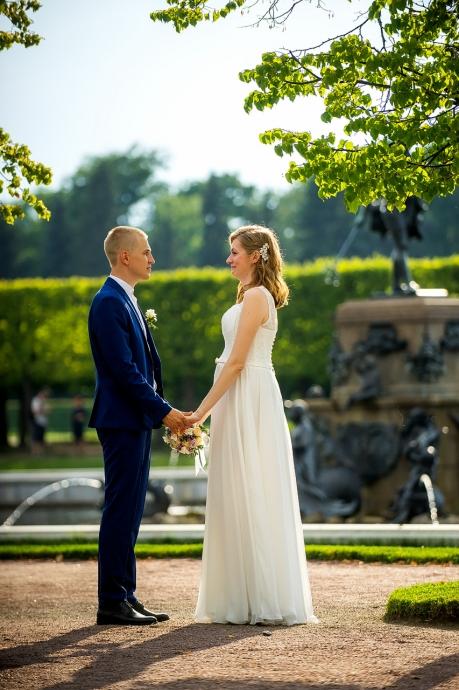 Свадебная фотосъёмка Анны и Павла