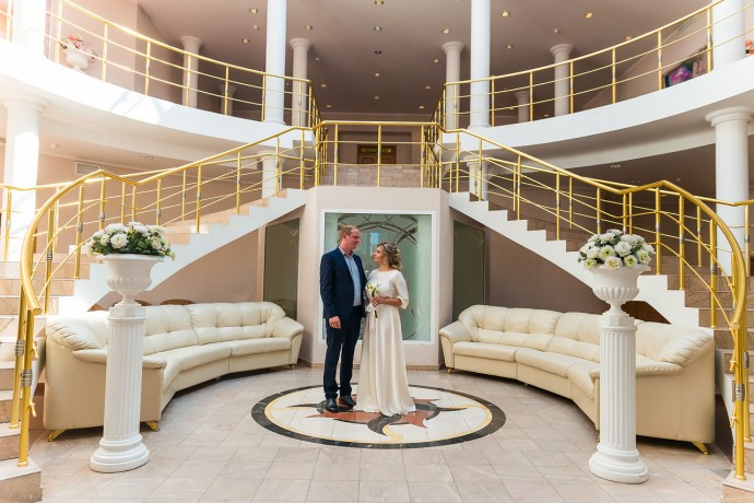 Свадебная фотография в СПб от свадебного фотографа Евгения Сомова - 0404d1ea