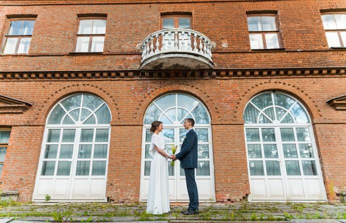Свадебная фотография в СПб от свадебного фотографа Евгения Сомова - 4764afaf