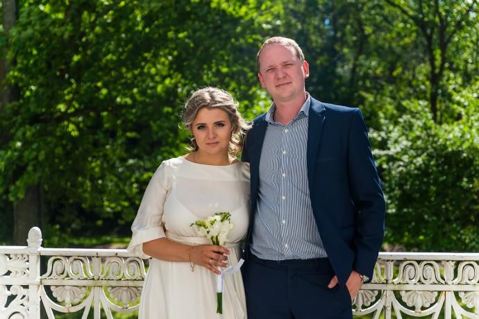 Свадебная фотография в СПб от свадебного фотографа Евгения Сомова - 24faa62e