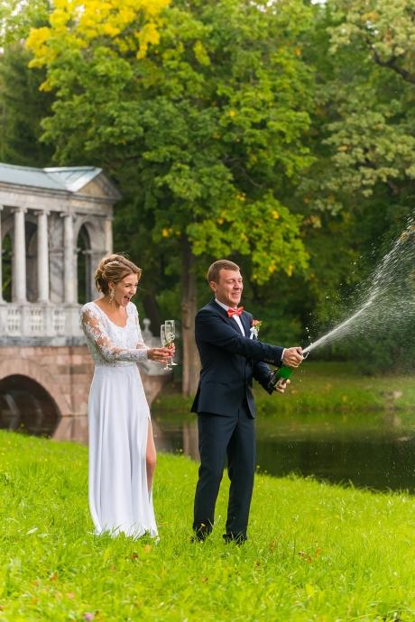 Свадебная фотография в СПб от свадебного фотографа Евгения Сомова - c09da4d9