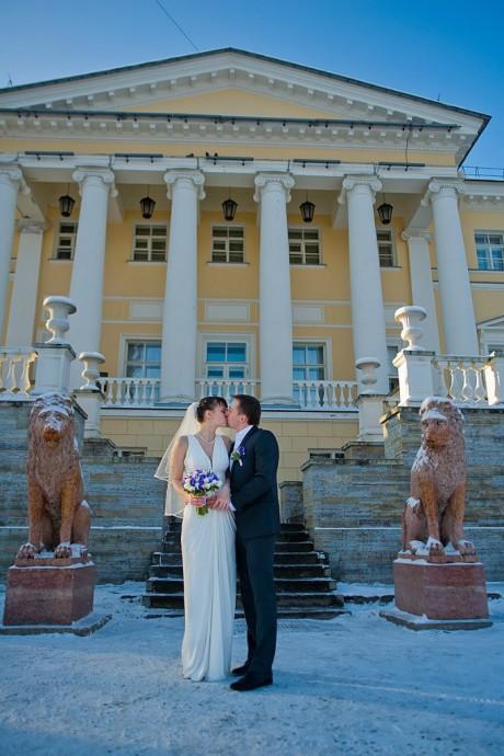 Свадебная фотография в СПб от свадебного фотографа Евгения Сомова - b175cdc3