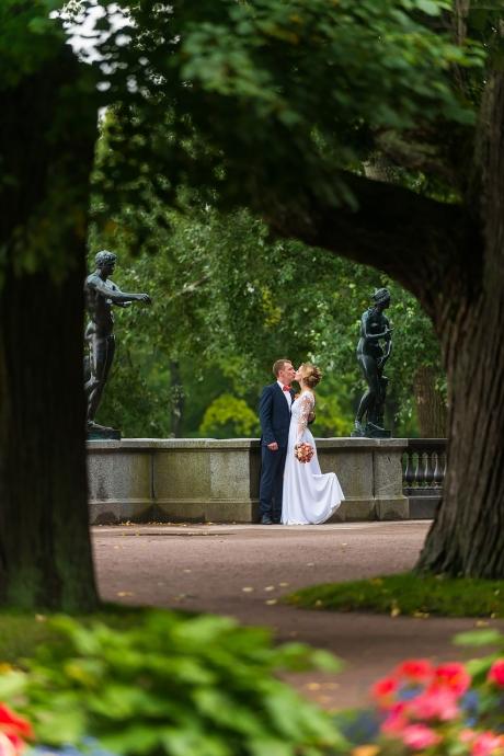 Свадебная фотография в СПб от свадебного фотографа Евгения Сомова - 893bb1a9