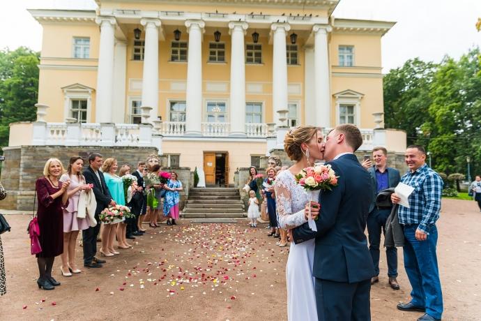 Свадебная фотография в СПб от свадебного фотографа Евгения Сомова - fd6fe583