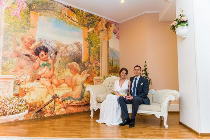 Свадебная фотография в СПб от свадебного фотографа Евгения Сомова - 89722e4f