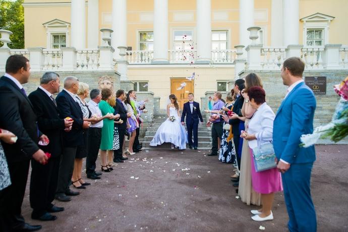 Свадебная фотография в СПб от свадебного фотографа Евгения Сомова - 5af0ea47