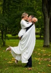 Свадебные фотографии - Фото №630