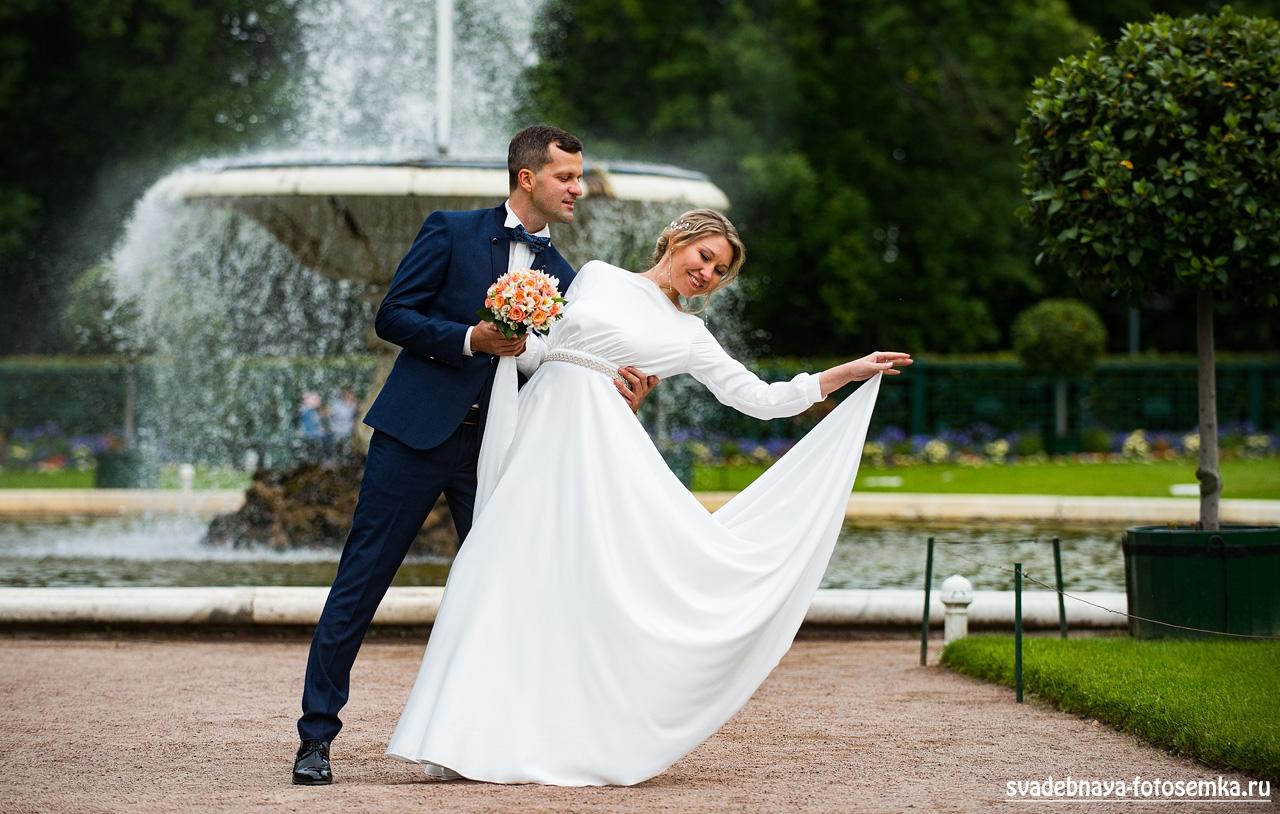Свадебные фотографии - Фото №629