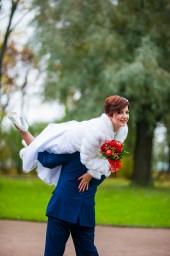 Свадебная фотография в СПб от свадебного фотографа Евгения Сомова - 9c4712b3