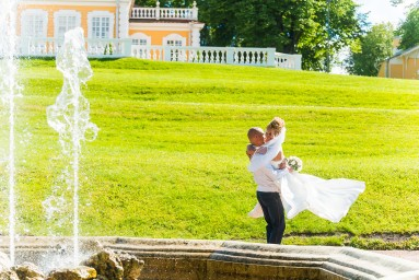 Свадебная фотография в СПб от свадебного фотографа Евгения Сомова - 53cea196