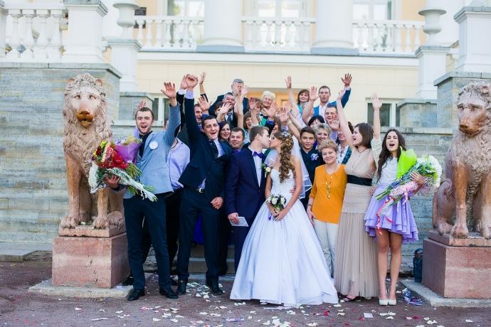 Свадебная фотография в СПб от свадебного фотографа Евгения Сомова - 26266e96