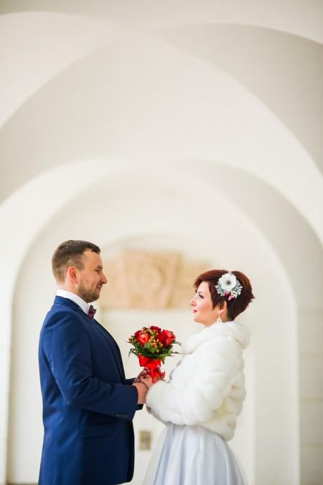 Свадебная фотография в СПб от свадебного фотографа Евгения Сомова - 551efc35