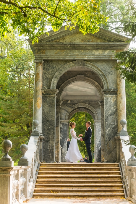 Свадебная фотография в СПб от свадебного фотографа Евгения Сомова - 58144163