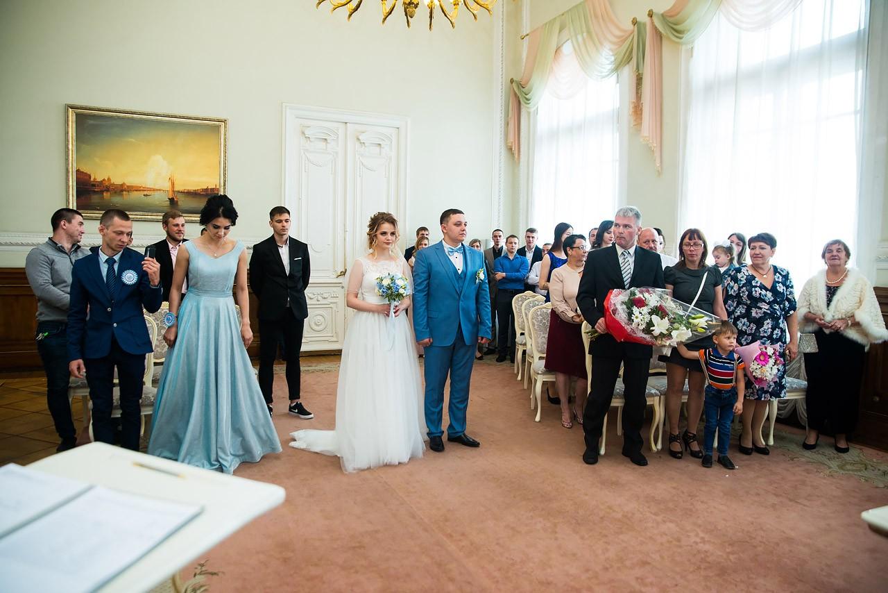 Дворец бракосочетания №1 - Фото №668
