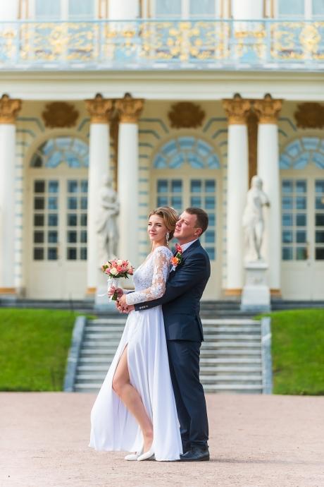 Свадебная фотография в СПб от свадебного фотографа Евгения Сомова - 306adc89