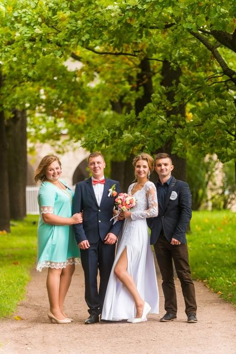 Свадебная фотография в СПб от свадебного фотографа Евгения Сомова - 4430d74f
