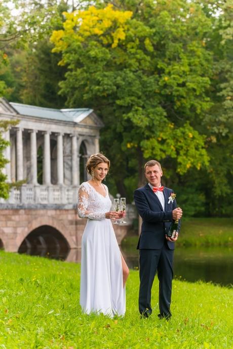 Свадебная фотография в СПб от свадебного фотографа Евгения Сомова - 31e810d5